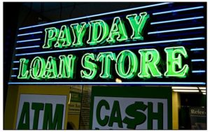 CFPB Payday Rule